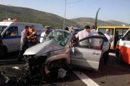 مصرع 3 اشخاص وإصابة 215 آخرين في 256 حادث سير الأسبوع الماضي