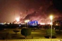 اندلاع حريق في منصة نفطية سعودية بعد عملية ضد الحوثيين