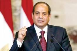 قوة الجيش عظيمة.. السيسي: محدش يقدر يعتدي على مصر من الخارج