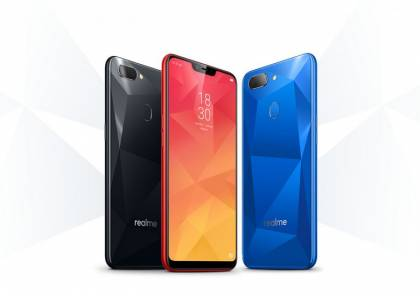 مبيعات الهاتف Realme 2 تصل إلى 2 مليون جهاز