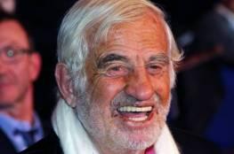 وفاة أسطورة التمثيل الفرنسي جان بول بيلموندو