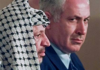 نتنياهو الابن : ياسر عرفات أنقذنا !