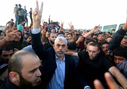 """""""يعلون"""": السنوار يدرك جيداً أن إسرائيل لا تريد تصعيداً مع قطاع غزة"""