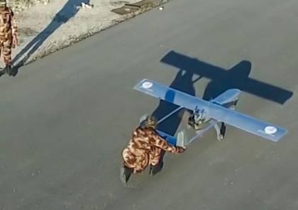 """""""كتائب القسام"""" تكشف معلومات لأول مرة عن مهام طائرة """"أبابيل1"""" خلال عدوان 2014"""