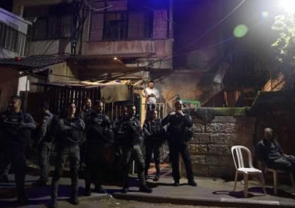 الاحتلال يواصل التضييق على أهالي حي الشيخ جراح