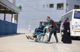 """مؤسسة حقوقية تطالب """"الصحة"""" بالكشف عن أسباب انخفاض التحويلات لمرضى غزة"""