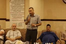 ابو الرب: إحراق الاحتلال مسجد جنوب القدس جريمة واعتداء على مشاعر المسلمين