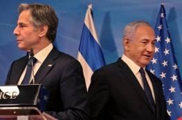 """وزير خارجية امريكا: سنعمل مع أي حكومة تتولى السلطة في """"إسرائيل"""""""