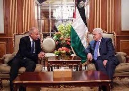 الفتياني: اتصال الأمين العام لجامعة الدول العربية بالرئيس عباس مُهم ويُبنى عليه..!