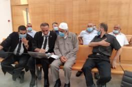 محكمة ترد استئناف الشيخ رائد صلاح وتقرر حبسه يوم 16 آب