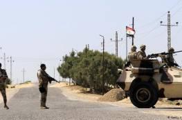 مقتل 11 مسلحا خلال اشتباكات مع قوات الامن وسط سيناء