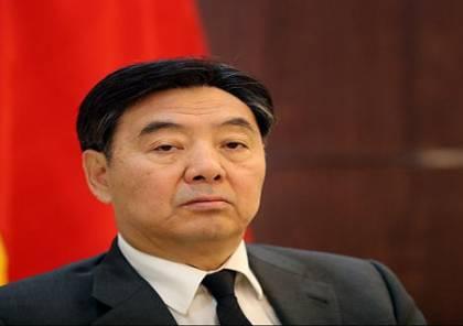 مبعوث صيني: حل الدولتين هو الاتجاه الرئيس لحل القضية الفلسطينية