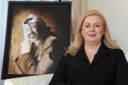 """سهى عرفات لوكالة عبرية: على """"أبو مازن"""" أن يغادر الحكم كما رحل ترامب!"""