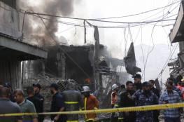 حماس: سنواصل متابعة تداعيات حادث سوق الزاوية وضمان عدم تكراره