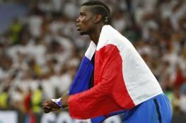 بوغبا يعتزل اللعب مع منتخب فرنسا بعد تصريحات ماكرون عن الإسلام