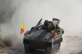 تتميز بقدراتها العالية.. جيش الاحتلال يكشف عن ناقلة إنقاذ وصيانة جديدة