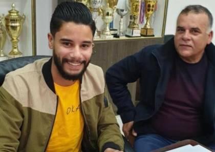 غزة الرياضي يضم نجمي خدمات رفح