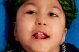 مصرع طفل اختناقا في رهط