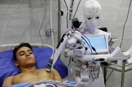 """""""كيرا"""".. روبوت من اختراع مصري يؤدي مهاما طبية """"متقدمة"""""""