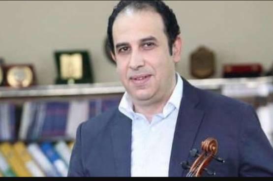 أنغام تعلن سبب وفاة الدكتور أشرف سعيد هيكل