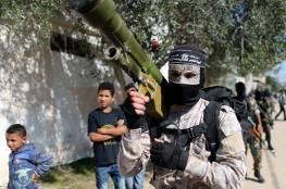 """تعرف على الصاروخ الذي أطلقته المقاومة الفلسطينية ومقارنته بـ""""بركان"""" السوري"""