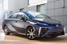 تويوتا تطرح جيلا جديدا من السيارة ميراي