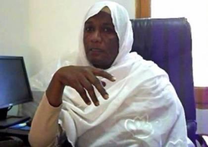 حزب الأمة يعلن اعتقال أمينته العامة ونجلة زعيمه في الخرطوم