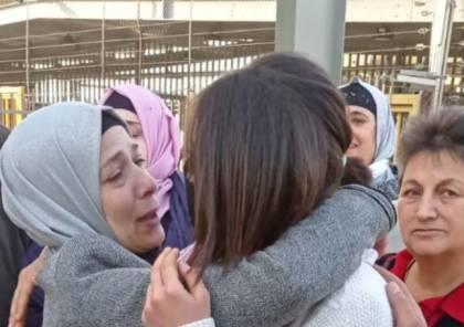 الاحتلال يفرج عن الأسيرة ميس أبو غوش