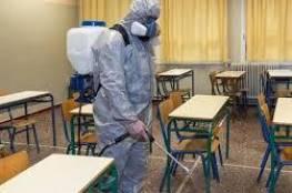 """تعليق الدوام في عدد من مدارس جنين بسبب """"كورونا"""""""