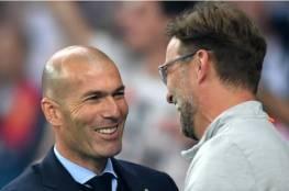 كلوب يعلق على مواجهة ريال مدريد في دوري الأبطال