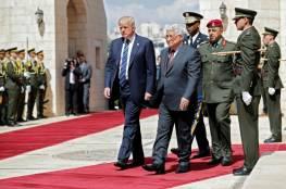 ترامب يوقع قانون ينهي المساعدات المالية لأجهزة الأمن الفلسطينية