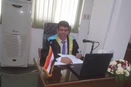 """الدكتوراة لـ""""خالد ابو حسنه"""" في استراتيجيات تطوير تكنولوجيا المعلومات"""