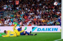 بيكيه أول لاعب يسجل هدف في فريقة بالكلاسيكو