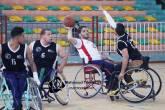 السلام يقترب من دوري السلة للكراسي المتحركة
