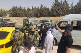 بيت لحم: قوات الاحتلال والمستوطنين يعتدون على مواطنين خلال وقفة ضد عمليات التجريف