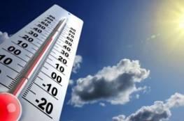 الجو حار نسبياً والحرارة أعلى من المعدل العام بـ4 درجات