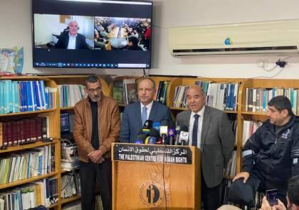 """مؤسسات حقوقية تعلن بدء """"الاشتباك القانوني"""" لإثبات جرائم الاحتلال أمام الجنائية الدولية"""