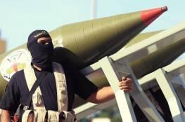 سرايا القدس تنظم عرض عسكري تضامنا مع الاسرى في مدينة غزة