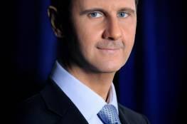 الرئيس السوري بشار الأسد يؤدي اليمين الدستورية لولاية رابعة