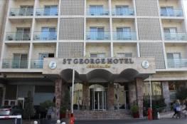 """تحويل فندق """"سانت جورج"""" في القدس لمقر حجر مجاني"""
