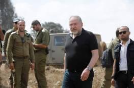 ليبرمان: اسقاط حكم حماس من قبل الشعب في غزة أفضل من اسقاطه عن طريق الجيش