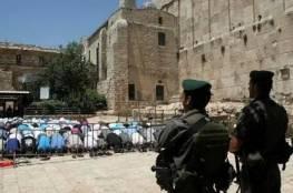 الحرم الإبراهيمي يُصارع مخططات الاحتلال لتحويله كنيساً يهودياً
