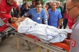 محدث: شهيد وإصابات برصاص الاحتلال شرق خانيونس