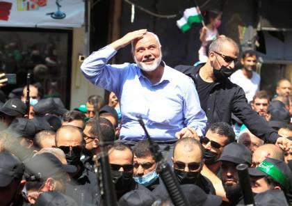 العسكر يدعمون بقاء هنية ..حماس تختصر انتخاباتها الداخلية استعداداً للانتخابات العامة