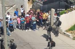 اقتحام منزل منفذ عملية القدس واعتقال شقيقه