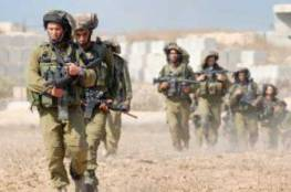 تدريبات عسكرية سيجريها الجيش الاسرائيلي اليوم في غلاف غزة