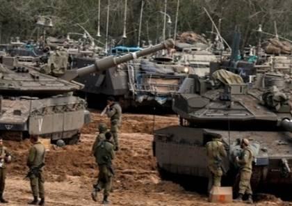 اعلام اسرائيلي: الجيش الإسرائيلي يستعد لاحتمال مزيد من التصعيد في قطاع غزة