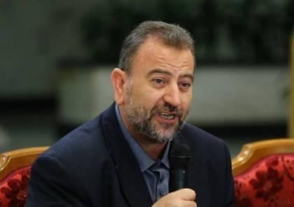 العاروري يتحدث عن صفقة تبادل الاسرى: الانتخابات المحلية المجتزأة مسرحية لن نكون جزءًا منها