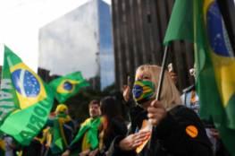 البرازيل تسجل  344 وفاة و18479 إصابة جديدة بفيروس كورونا