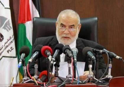 د. بحر يرفض اختزال السلطة لفلسطين بحدود 67 والمقاومة بالسلمية دون غيرها